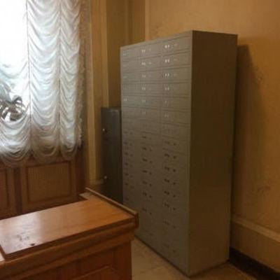В Раде установили сейфы для хранения оружия