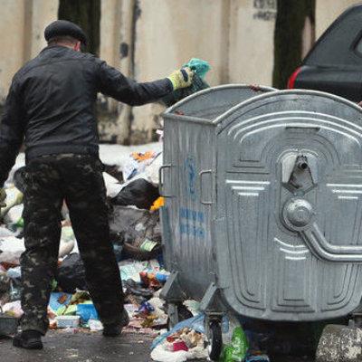 В Киеве в мусорном баке нашли мертвого ребенка