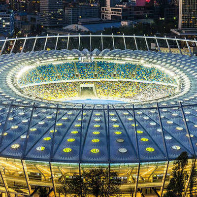 В Киеве закроют главный стадион Украины