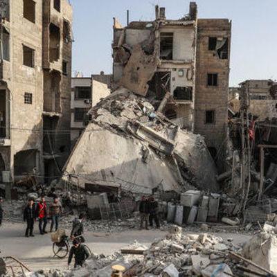 В результате российских авиаударов погибли 37 мирных жителей в Восточной Гуте