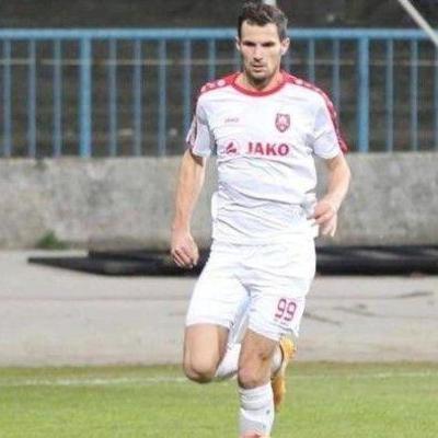 В Хорватии футболист умер во время игры