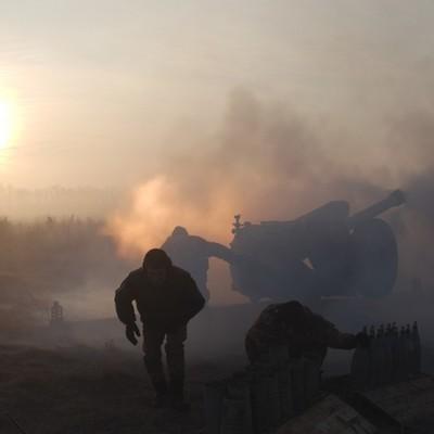 На Донбассе существенно увеличили количество обстрелов