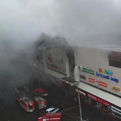 «Выживших там уже нет»: врач рассказал, что произошло с людьми в торговом центре Кемерово