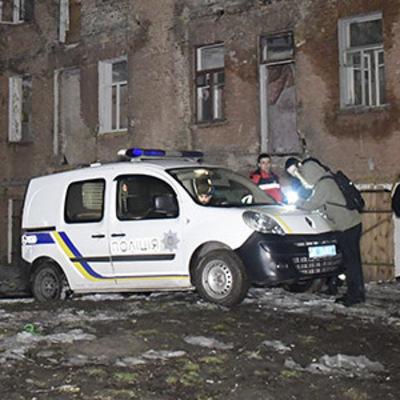 В Киеве на Голосеево во время задержания вора пострадал патрульный (фото)