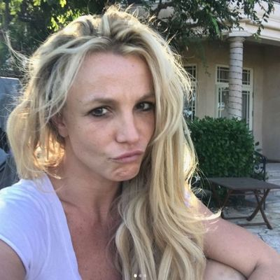 Бритни Спирс показала безупречную фигуру (фото)