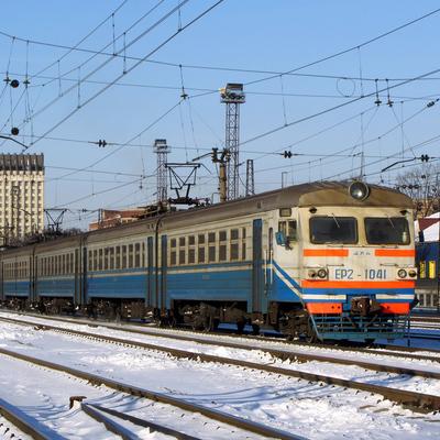 Под Харьковом пенсионер погиб под колесами поезда