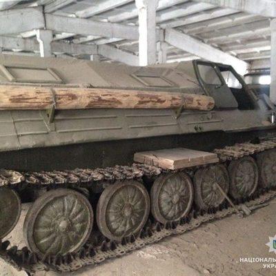 В Житомирской области продавали военную технику через интернет