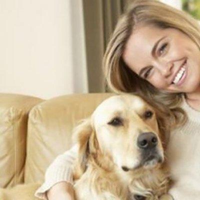 Собака помогла американке выявить онкозаболевание