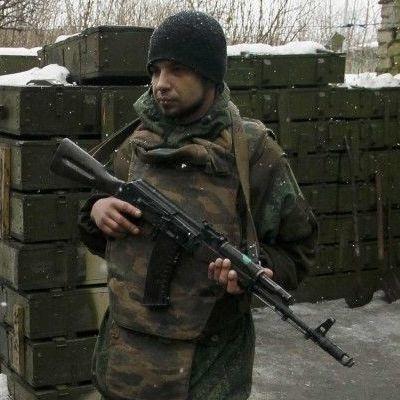 На Донбассе снайпер убил 19-летнего волонтера