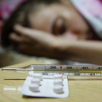 В Одесской области из-за гриппа умер младенец