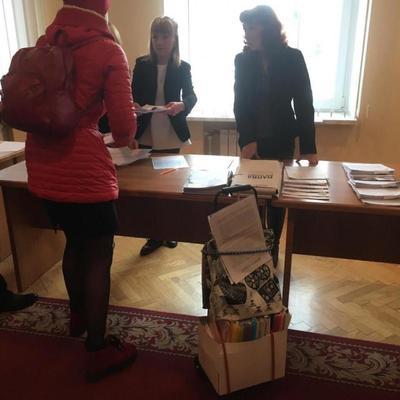 Депутат пришла на сессию горсовета с «кравчучкой»