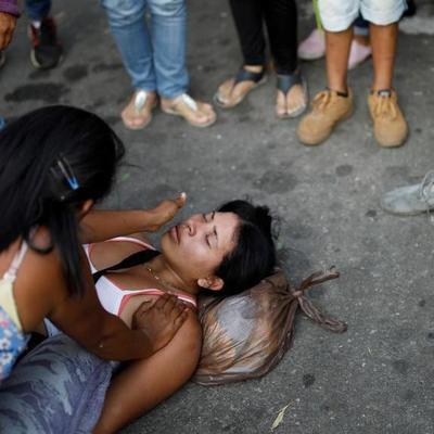 Бунт заключенных завершился пожаром в полицейском участке в Венесуэле: погибли 68 человек (видео)