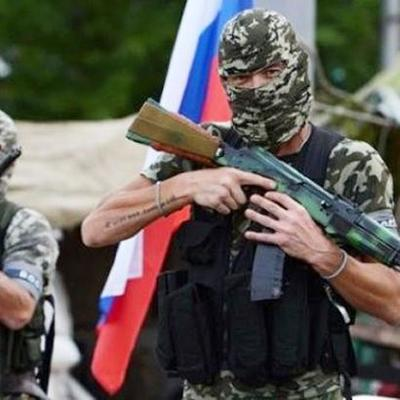 В Донецкой области россиянин, который воевал на стороне боевиков, сдался полиции