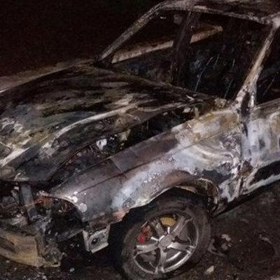 В Запорожье ревнивец взорвал машину с бывшей женой