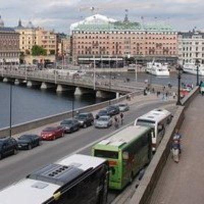 В Швеции ввели налог на пробки