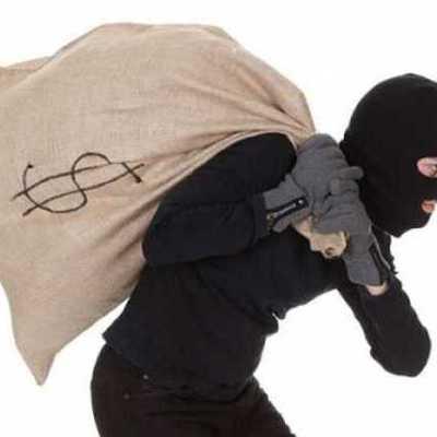 В Одессе устроили дерзкое ограбление миллионера (видео)
