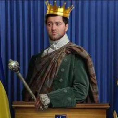 Насиров позабавил соцсети планами на кресло президента и получил смешные мэмы в свою честь