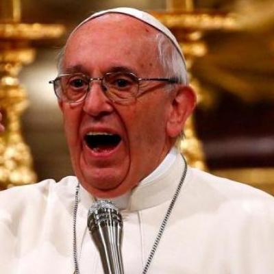 Заявление Папы Римского потрясло весь мир