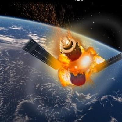Обломки китайской орбитальной станции упадут на Землю в понедельник