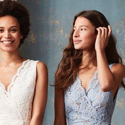H&M представили линию одежды для свадьбы