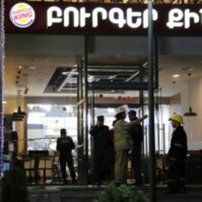 Взрыв в центре столицы Армении: среди пострадавших - россияне и иранцы