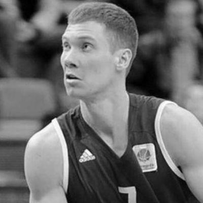 Умер молодой украинский баскетболист