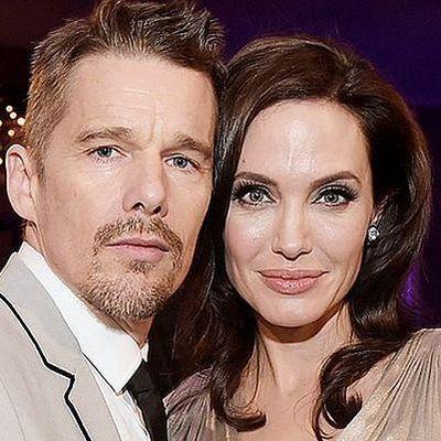Анджелине Джоли приписывают новый роман с коллегой