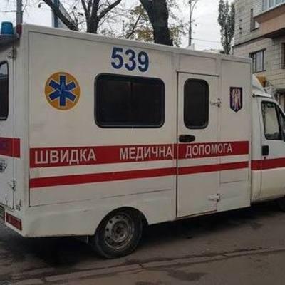 Под Киевом бывшие супруги с дракой пытались поделить детей (видео)