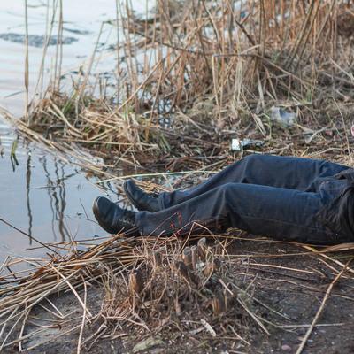 В Днепре из реки выловили тело мужчины (фото)