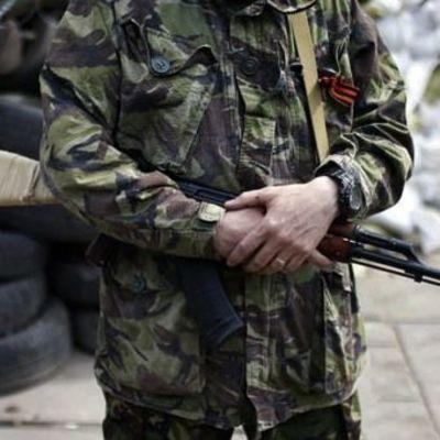 На Донбассе экс-командир расчета боевиков сдался полиции