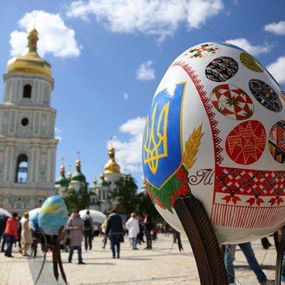 Погода на Пасху в Украине будет солнечной и по-весеннему теплой