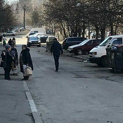 В Киеве неизвестные приставали к школьникам