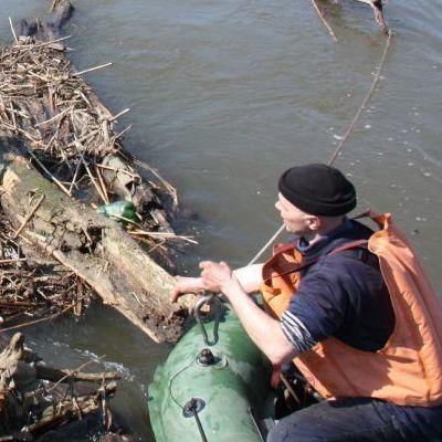 На Луганщине в ррезультате паводка подтоплены дороги и мосты