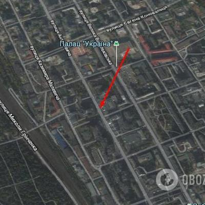 На голову надели черные пакеты: в Киеве неизвестные похитили иностранцев