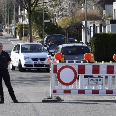 В Германии эвакуировали более 26 тысяч человек из-за бомбы