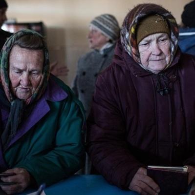 Украина готова платить пенсии на оккупированном Донбассе через Красный Крест
