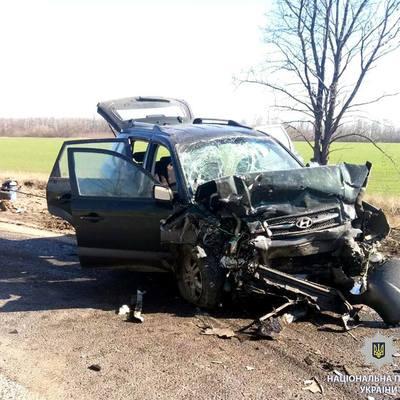 Смертельное ДТП на трассе в Харьковской области: открыто уголовное производство