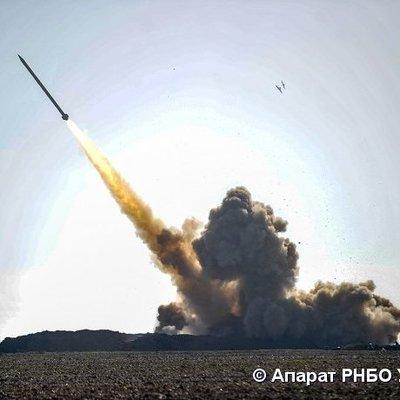В Украине начались испытания нового ракетного комплекса «Ольха»