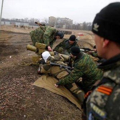 На Донбассе боевики самовольно покидают свои подразделения с оружием
