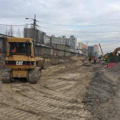 «Киевавтодор» начал капитальный ремонт дорог
