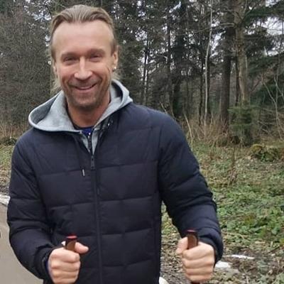 Олег Винник показал, как тренирует свое сексуальное тело