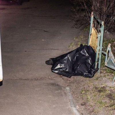 В столице обнаружили тело молодого человека