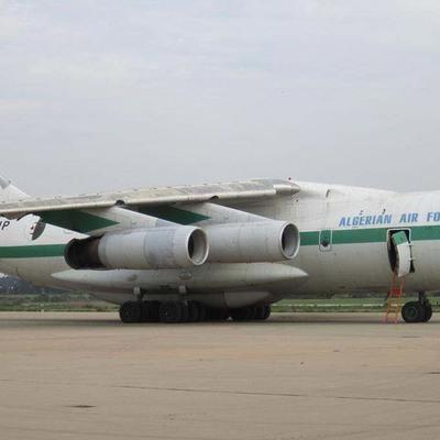 В Алжире разбился самолет из сотнями пассажиров (фото)
