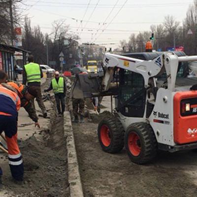 В Киеве ограничат движение транспорта по ул. Елены Телиги