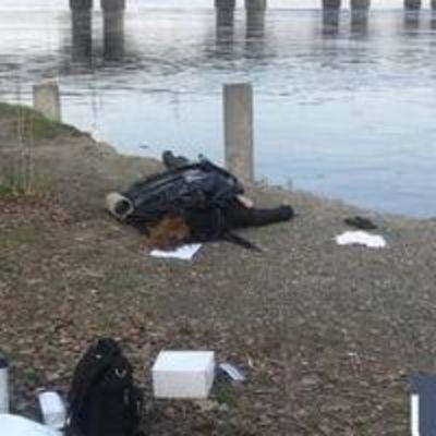 В Киеве из Днепра вытащили труп девушки