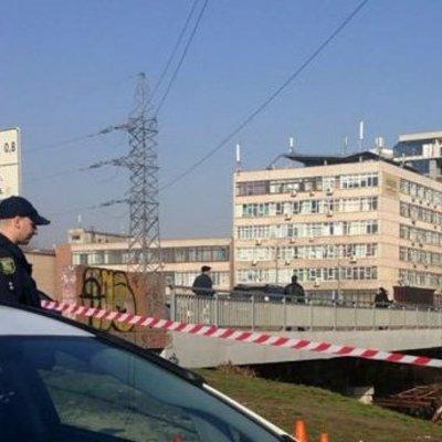 В Харькове под мостом нашли тело мужчины в мешке