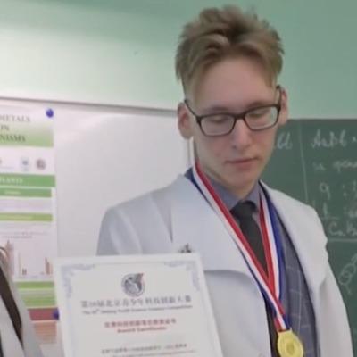 Школьники с Украины победили в Китае на конкурсе юных ученых