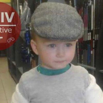 В Киеве ищут родителей малыша, который потерялся в магазине