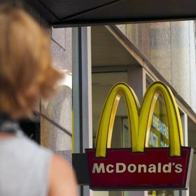В центре Киева закрывается McDonald's