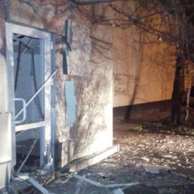 Возле «Киевэнерго» ночью прогремел взрыв